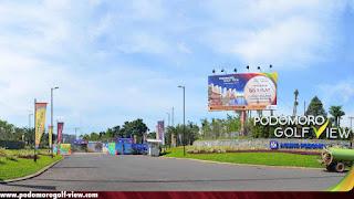 Foto Progres Pembangunan Jalan PGV 2018