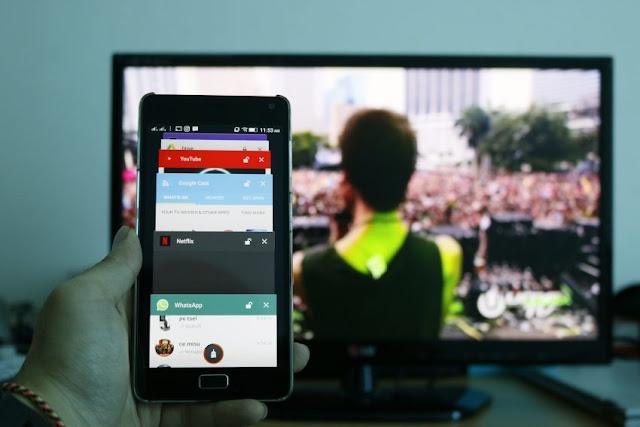 Review Google Chromecast