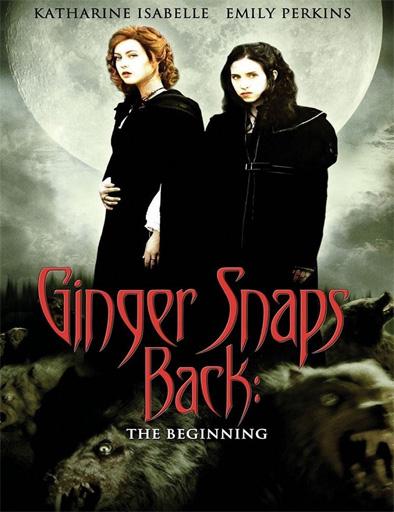 Ver Ginger Snaps 3: El origen (2004) Online
