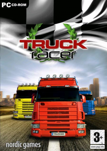 Truck Racer Full Tek Link