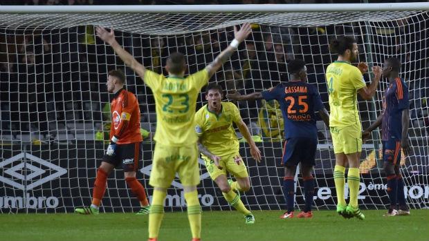 Les Canaris remportent les 3 points contre le FC Lorient et montent sur la 5e marche du classement de la Ligue 1