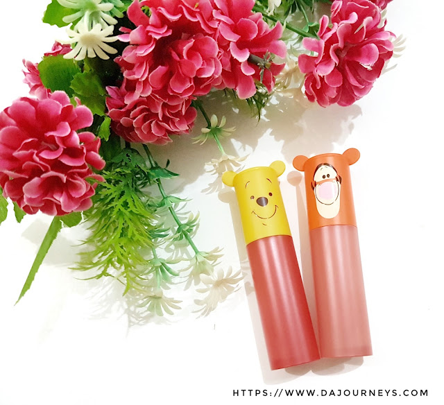 Review Happy with Piglet Color in Liquid Lips Air Mousse