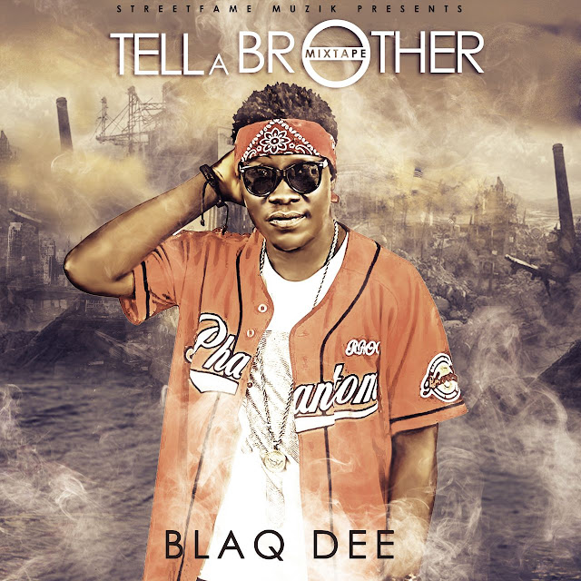 BLACK DEE. TELL A BROTHER www.beautifularewa.com