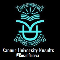 Kannur University Exam Result