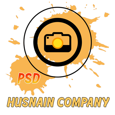 PSD Husnain Company - Download Unlimited free Mockup Templates PSD