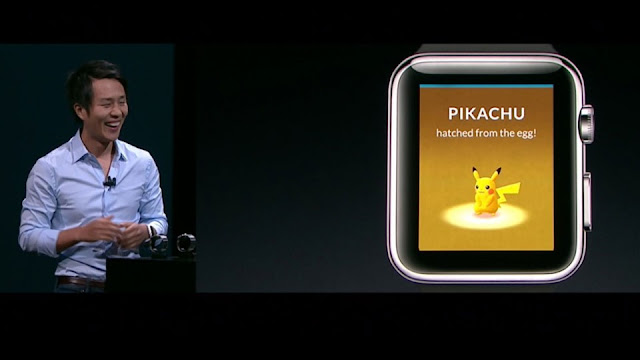 Pokémon GO estará disponible en Apple Watch