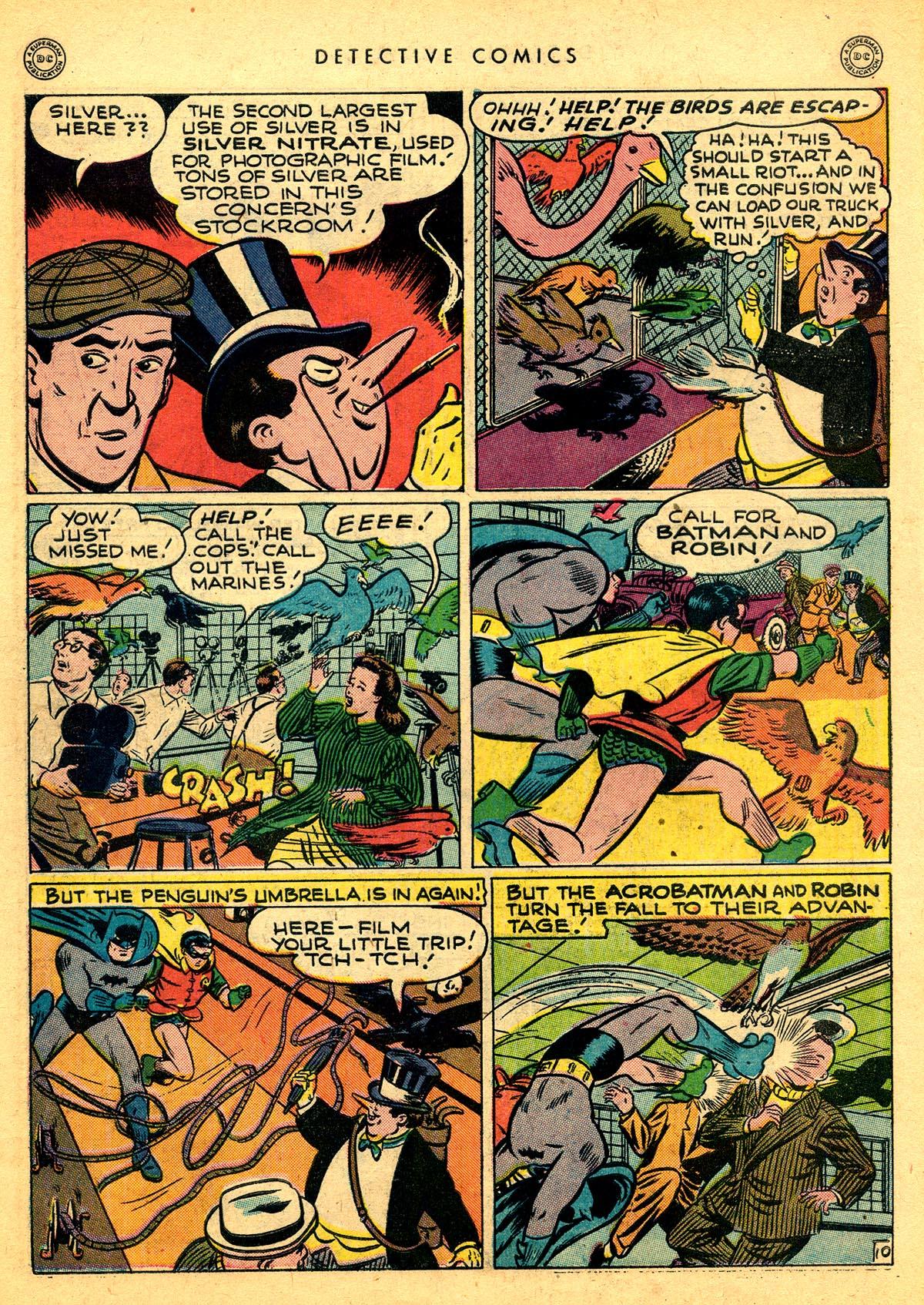 Detective Comics (1937) 120 Page 11