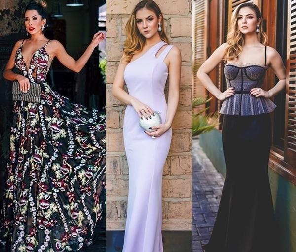 tendência moda festa 2019