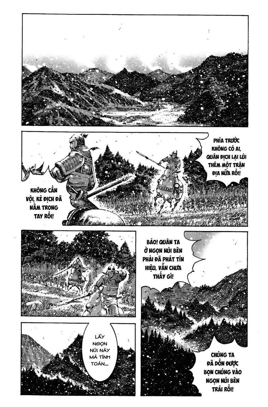 Hỏa phụng liêu nguyên Chương 469: Trương Phi tương phi [Remake] trang 2
