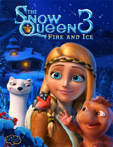 ver La reina de las nieves 3 (Snezhnaya koroleva 3. Ogon i led) (2016) Online
