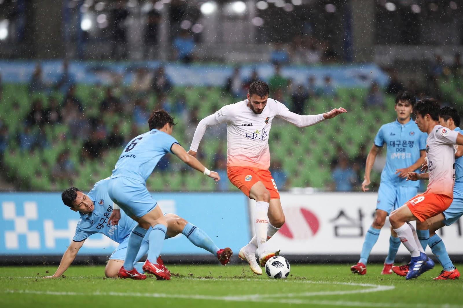 Preview: Gangwon FC vs Daegu FC K League 1