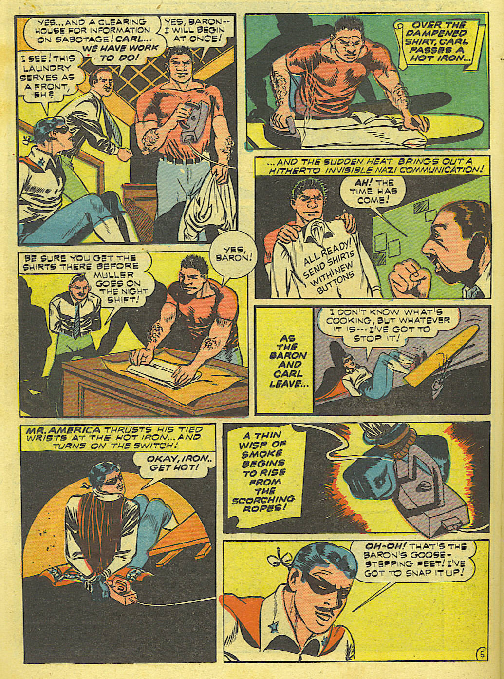 Read online Action Comics (1938) comic -  Issue #52 - 42