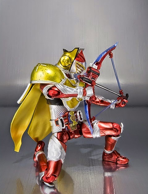 S.H. FiguArts Kamen Rider Baron Lemon Energy Arms Official ...