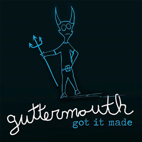 "Guttermouth stream new EP ""Got It Made"""