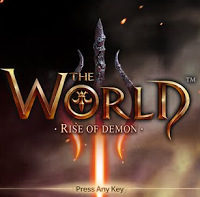 The World 3 Rise of Demon v1.1 Mod Apk Data Terbaru (Money + Skill)