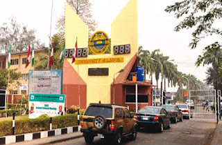 University of Lagos (UNILAG) gate