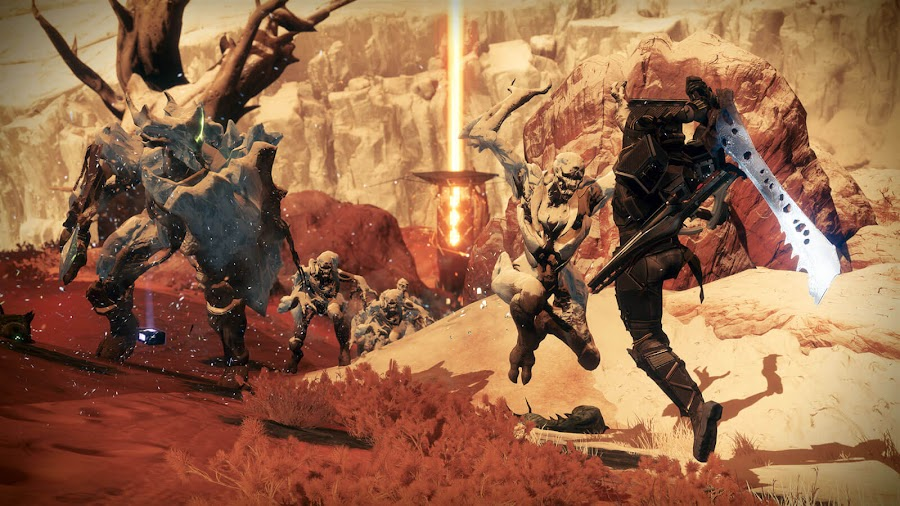 bungie destiny 2 escalation protocol event