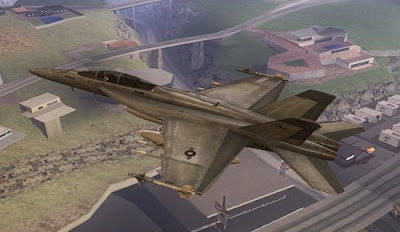 Mod F/A-18F Super Hornet BF3