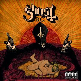 Album Review  Infestissumam - Ghost BC
