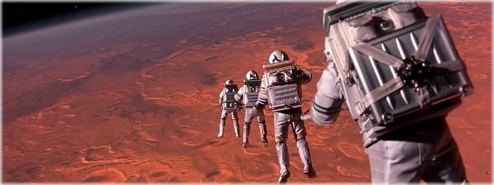 como fazer coco em Marte