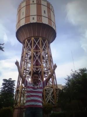 Menara PDAM Tirtanadi