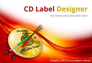 Dataland CD Label Designer 6.0 Build 673 DC 15.10.2016 Multilingual Full Keygen