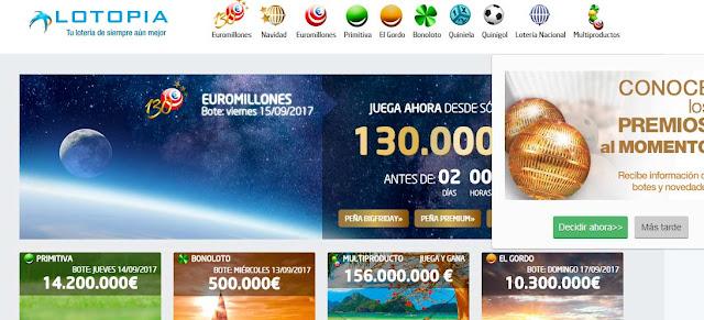 jugar loteria lotopia