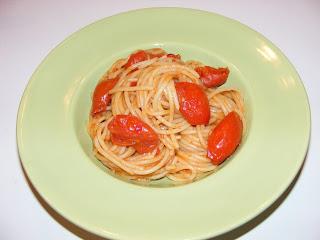 Spaghete cu rosii cherry retete culinare,