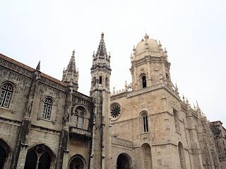 Jerónimos Monastery in Belem, Portugal