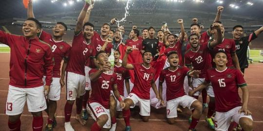 PSSI pindah venue Timnas Indonesia vs Mauritius