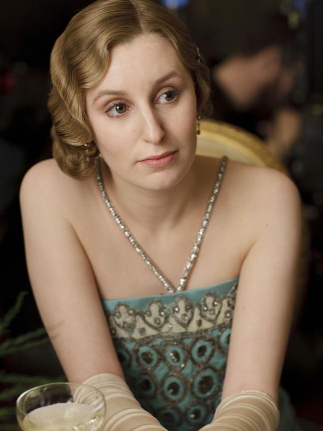 Downton Abbey - Season 4 Episode 01