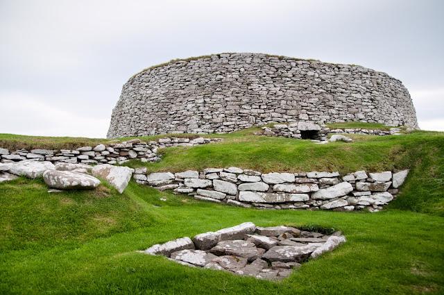 Broch of Clickimin; Shetland, Scotia