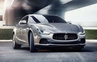 Maserati Dimension Specifications
