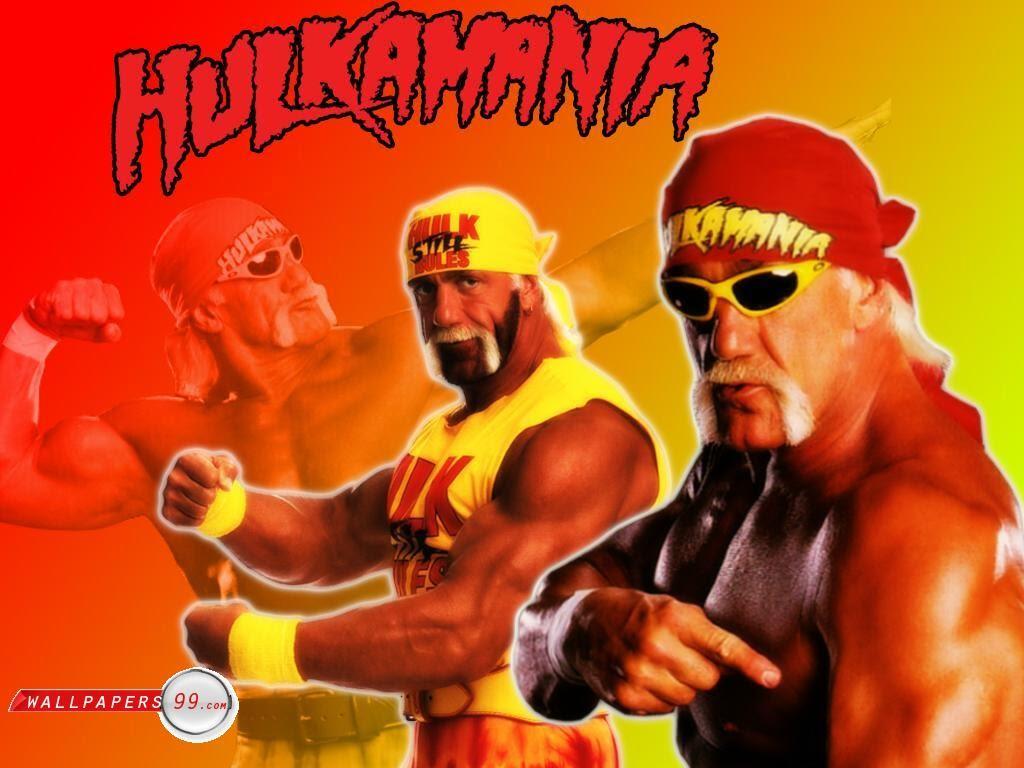 pictures Hulk hogan presents american gladiators like its