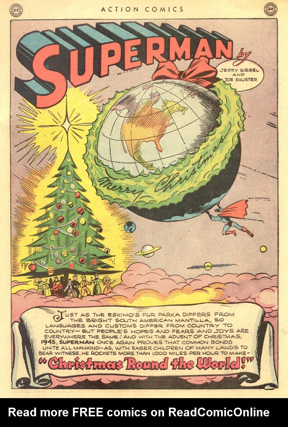 Action Comics (1938) 93 Page 2