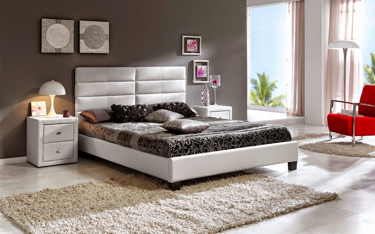 id es d co chambre couple. Black Bedroom Furniture Sets. Home Design Ideas