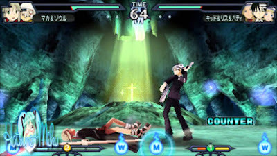soul eater battle resonance psp iso