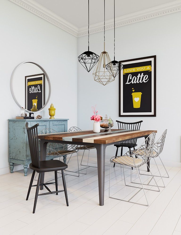 wire-dining-chairs