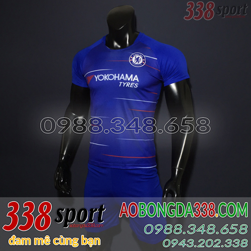 Áo Chelsea Xanh 2018 2019 Sân Nhà