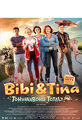Bibi and Tina: Tohuwabohu total (2017) BRRip 1080p Latino AC3 5.1 / Aleman AC3 5.1