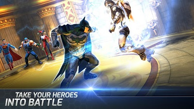 DC Legends Battle for Justice Mod Apk