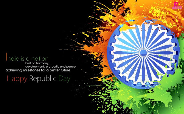 Republic Day Greetings Images 2018