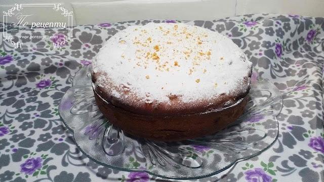 рецепт кекса с изюмом в хлебопечке
