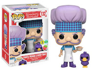 Pop! Animation: Strawberry Shortcake - Purple Pieman & Berry Bird (Scented)