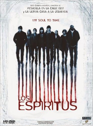 Los Espiritus DVDRip Español Latino