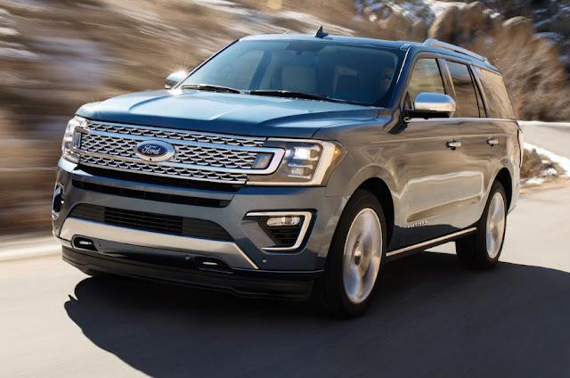 Ford Expedition - первый обзор