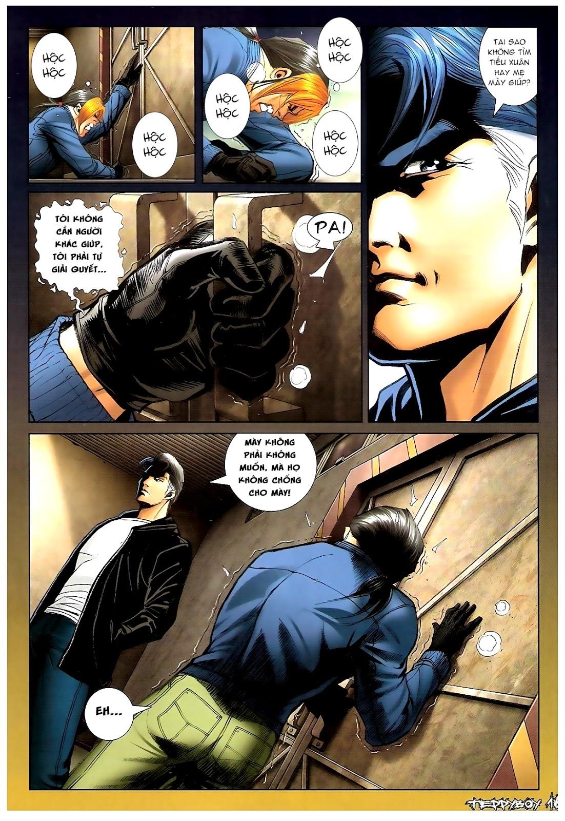 Người Trong Giang Hồ - Chapter 1386: Nam Ca ra mặt - Pic 15
