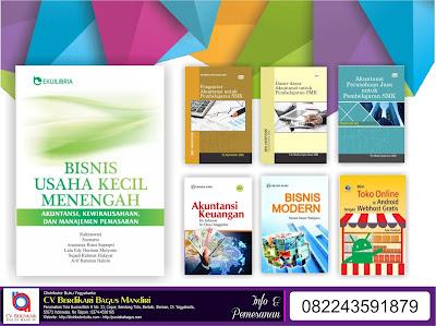 Buku-buku Pengayaan dan Referensi untuk SMK Jurusan Tata Niaga