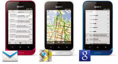 Spesifikasi Sony Xperia Tipo ST21i Terbaru