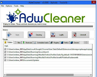 AdwCleaner, Get rid of annoying browser add-ons and toolbars